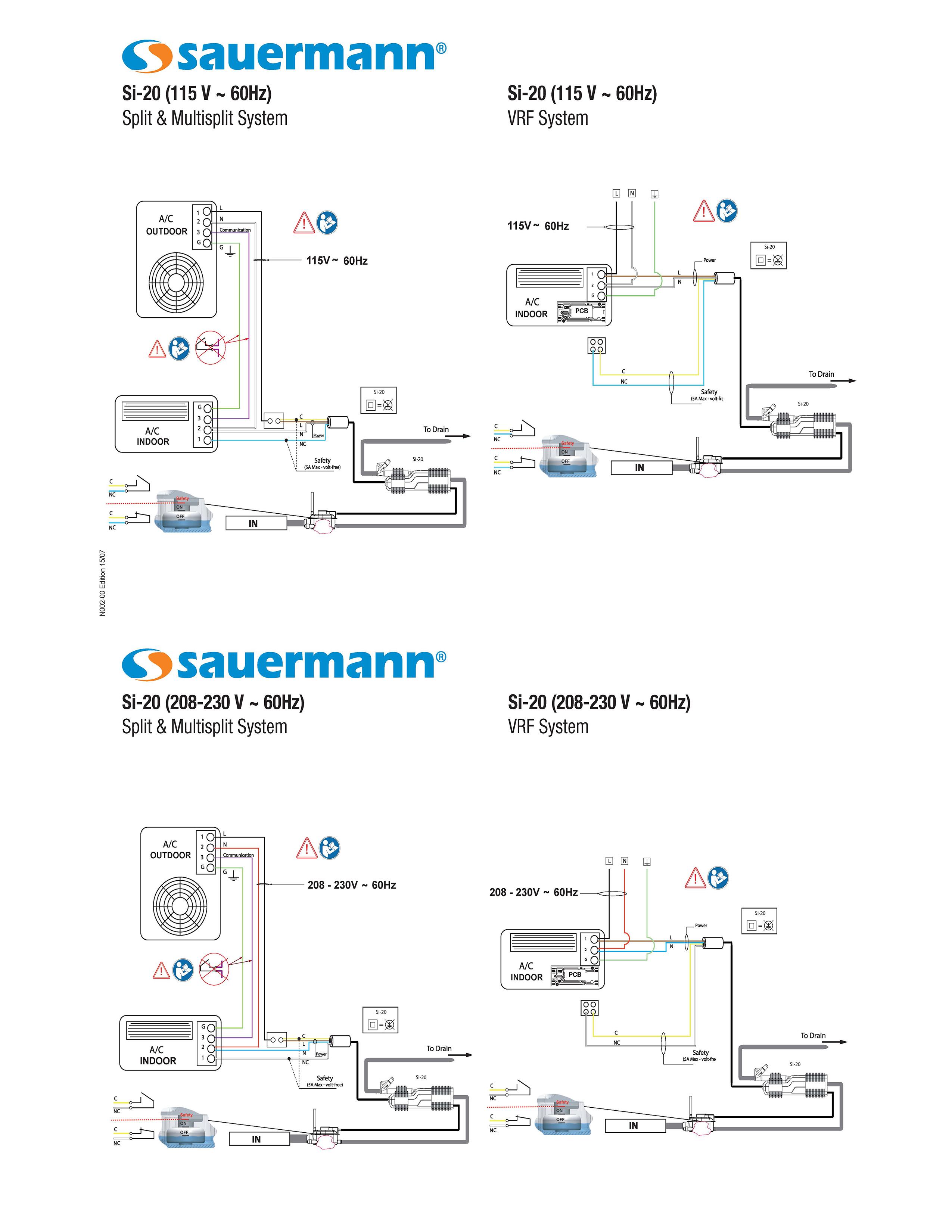 Si 40 Mini Condensate Removal Pump   Sauermann group
